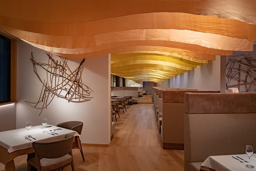 三輪 湯河原|最上階のレストラン