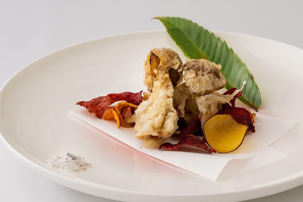 三輪湯河原|ディナー|創作和食コース料理
